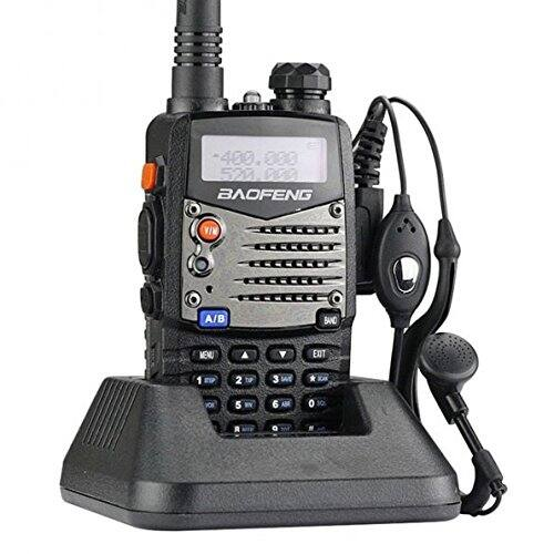 HAM Radio - Baofeng UV5RA  Two Way Radio 136-174 / 400-480 MHz Dual-Band Transceiver $23.97 Shipped Free With Prime @ Amazon