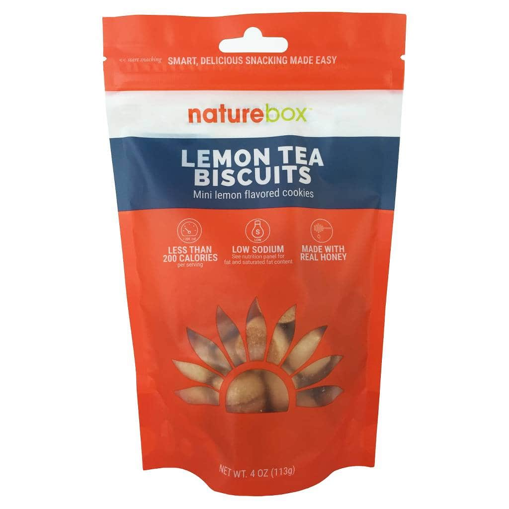 Target Cartwheel: Select 4-oz. NatureBox Snacks (Various Flavors)  Free (In-Stores Only)