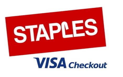 Staples - $25 off online order of $100 or more when you pay with Visa Checkout