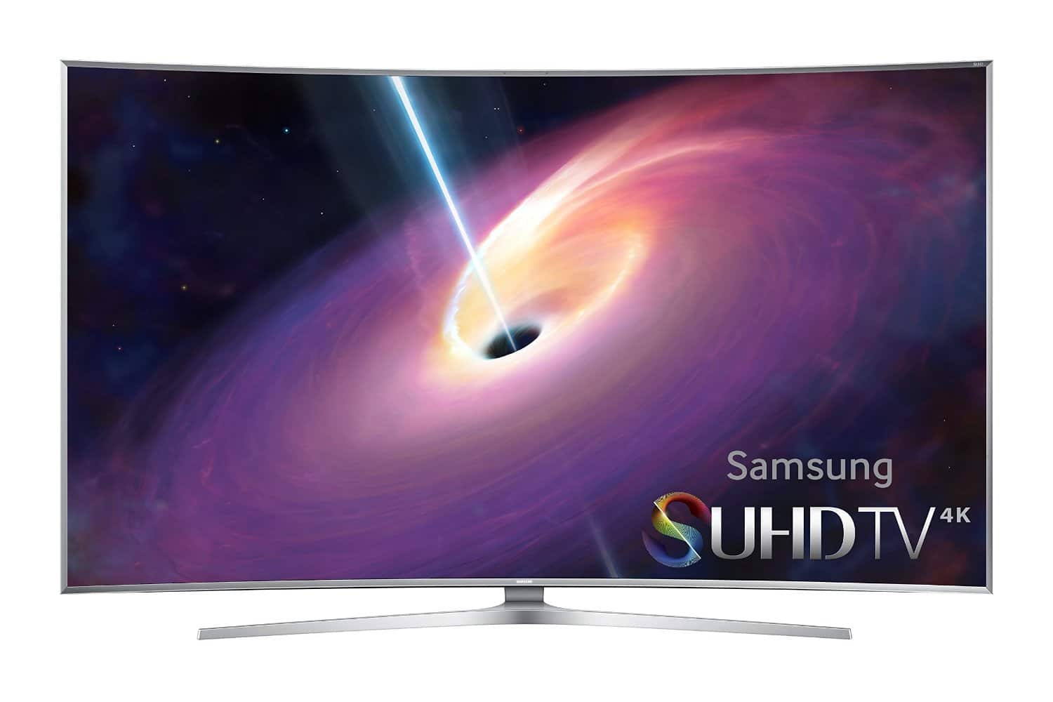 """48"""" Samsung UN48JS9000 4K 3D SUHD Curved HDTV  $800 + Free Store Pickup"""