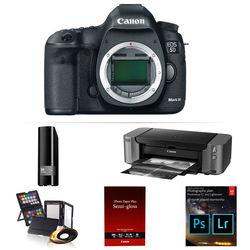 Canon EOS 5D Mark III DSLR Camera w/ PiXMA PRO-10 Printer Bundles: Starting at $2749 After Rebate + FS @ B&H Photo