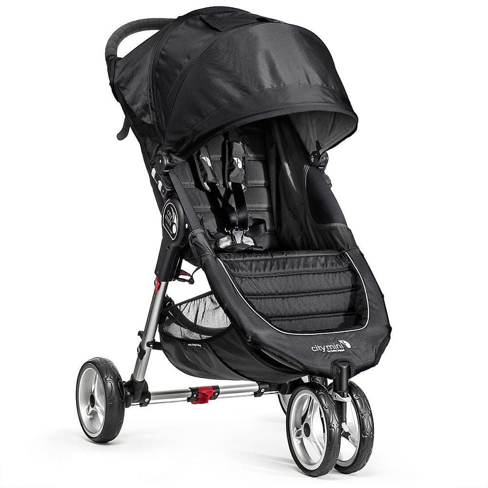 Baby Jogger City Mini Stroller (Black/Grey)  $146 + Free Shipping