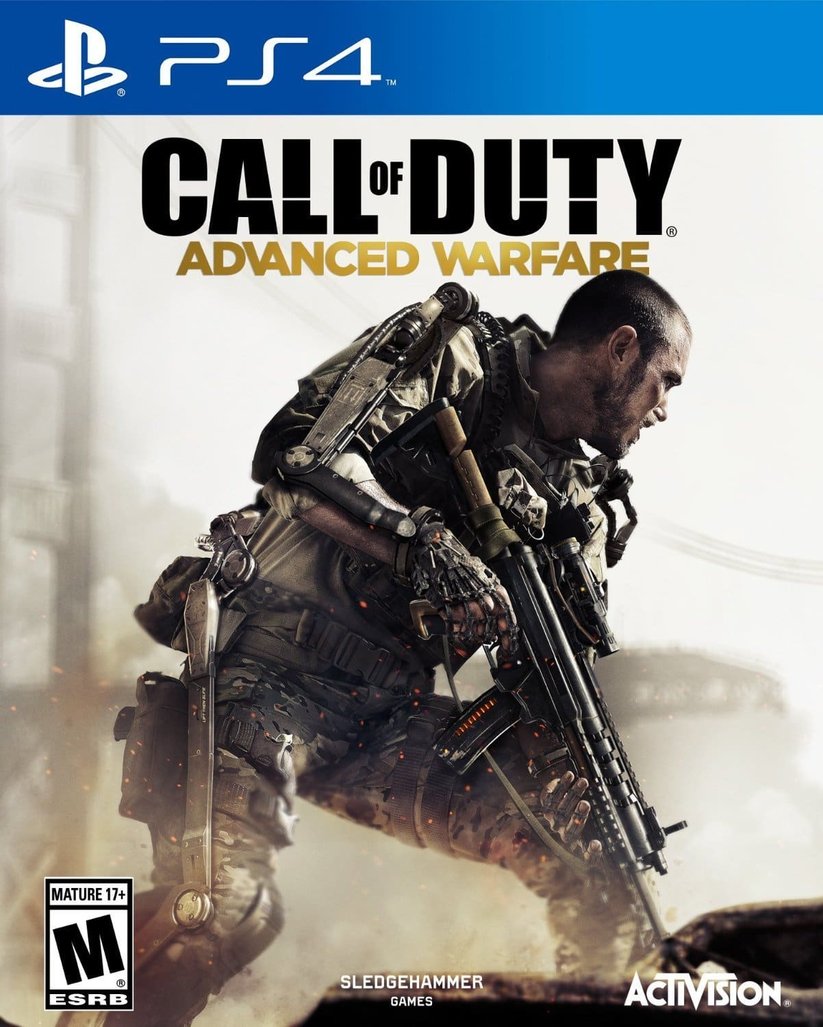 GCU Members: Call of Duty: Advanced Warfare (PS4)  $9.60 + Free Store Pickup