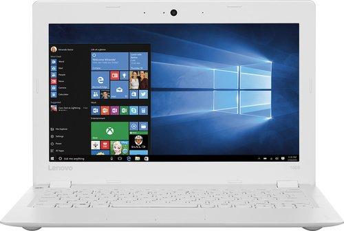 """Lenovo - Ideapad 100S 11.6"""" Laptop - Intel Atom - 2GB Memory - 32GB eMMC Flash Storage - White for $124.99 (OB: $115.99) + FS (Bestbuy)"""