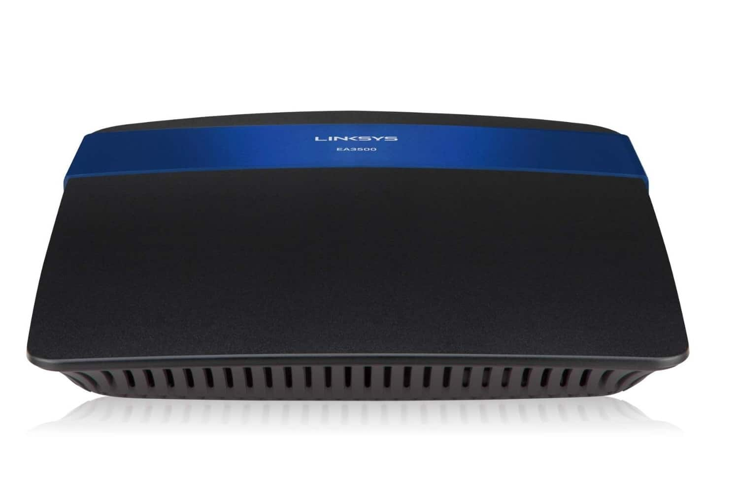 Linksys N750 Dual Band Smart Wireless Router w/ 4-Port Gigabit Ethernet Switch :: $39.99 + Free S&H :: Amazon