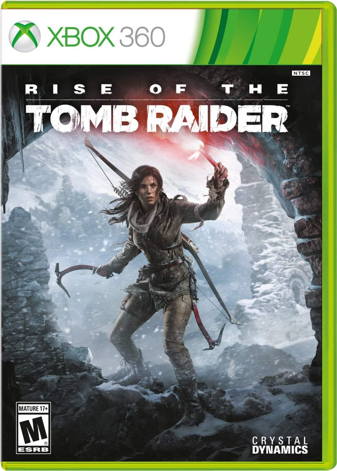 Rise of the Tomb Raider (Xbox 360)  $16 + Free Store Pickup