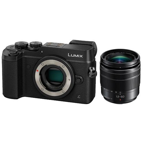 Panasonic DMC-GX8 Mirrorless Camera (Body) + 12-60mm F/3.5-5.6 Lens + $150 GC  $998 + Free Shipping