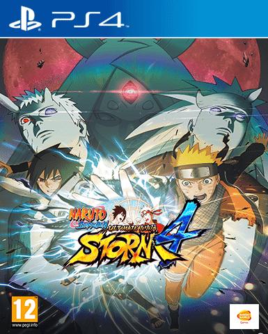 Naruto Shippuden: Ultimate Ninja Storm 4 (PS4/Xbox One)  $20 + Free Store Pickup