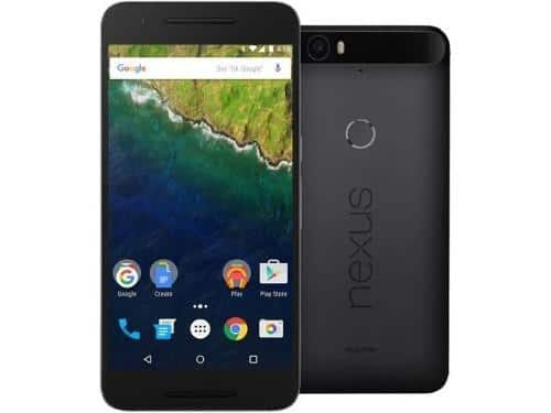 "$346 32GB Huawei Nexus 6P 5.7"" Unlocked GSM Smartphone"