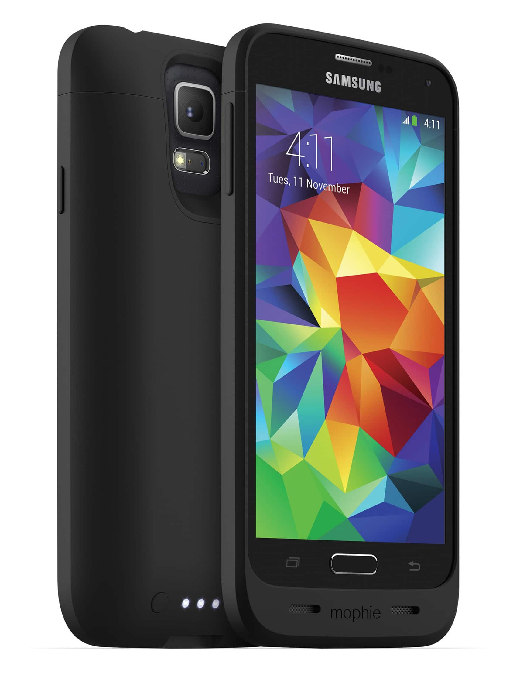 Mophie Juice Pack 3000mAh Battery Case for Samsung Galaxy S5 - $19.99 + fs @ eBay (or 2 for $35)