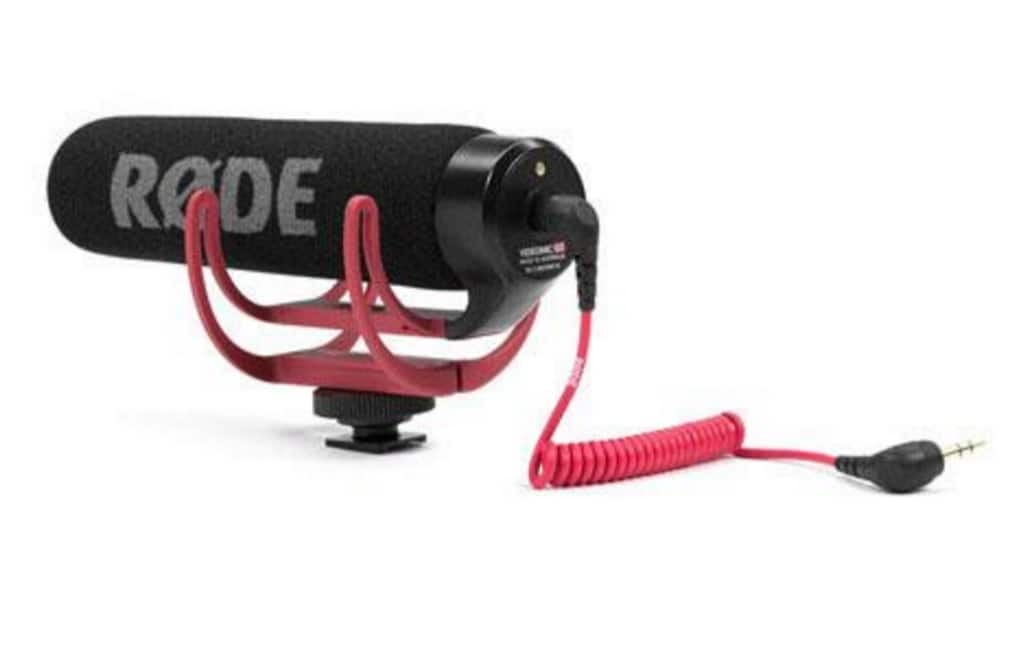 Rode Microphones: VideoMic GO Came Microphone $79 or NT1-A Quiet Studio Condenser Microphone $189 + free shipping