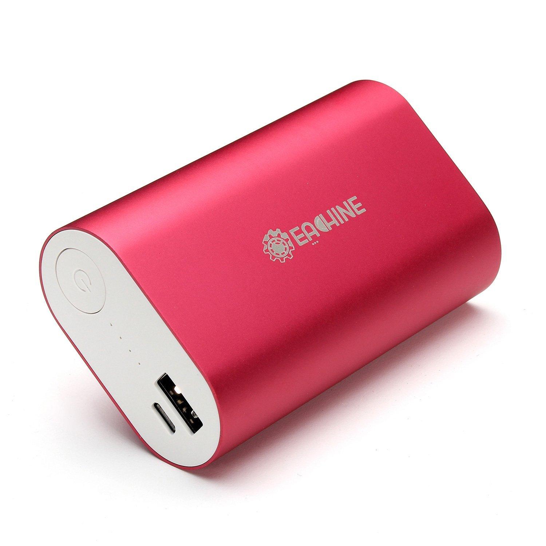 urlhasbeenblocked X7 10000mAh External Battery Power Bank for $4.99 AC + FSSS