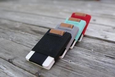 Basics Minimalist Wallet (Various Colors)  $13 + Free Shipping