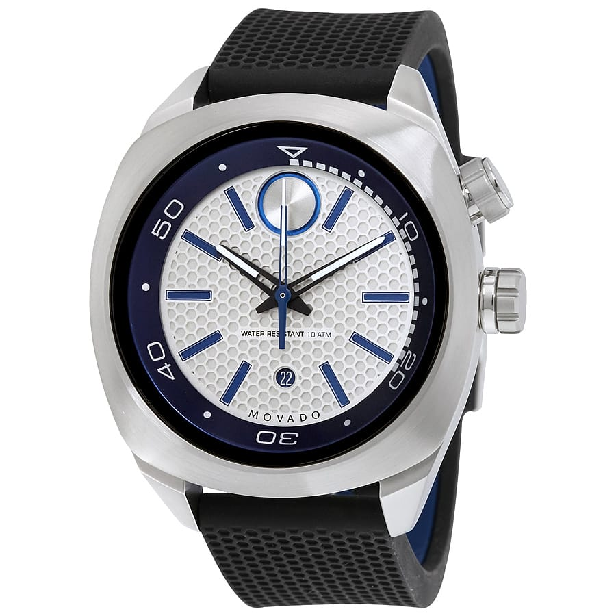 Movado Bold Men's Watch (Silver or Black Dial)  $239 + Free Shipping
