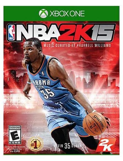 50% Off Select Video Games + NBA 2K15 (Xbox One)  $3 or less After $20 Rebate