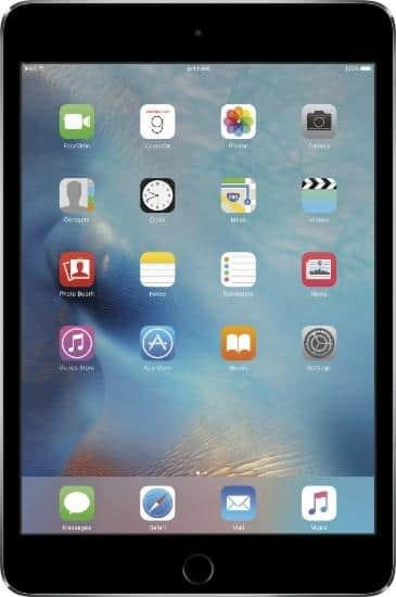 Apple iPad Mini 4 WiFi Tablet: 128GB $500, 64GB $400, 16GB  $300 & More + Free S&H
