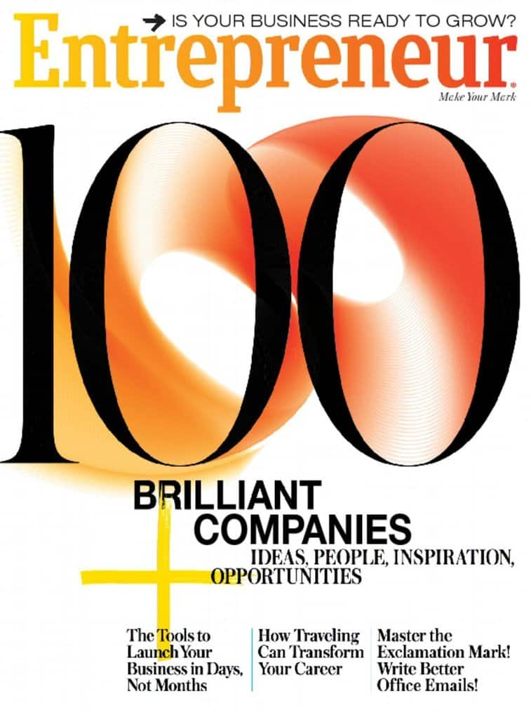 Top 100 Magazine Sale: Entrepreneur, The Atlantic, ESPN & More  $4.95/yr