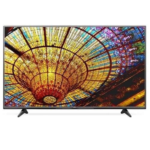 """55"""" LG 55UF6450 4K WiFi Smart LED HDTV  $510 After $140 Rebate"""
