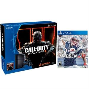 Sony PlayStation 4 500GB Call of Duty: Black Ops III Bundle + Madden NFL 17 + $25 Dell eGift Card - $349.99 + Free Shipping @ Dell Home