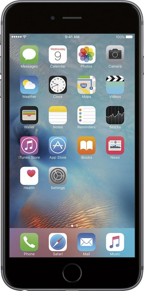 64GB Apple iPhone 6s Plus Verizon + GSM Unlocked Smartphone (Refurbished)  $510 + Free Shipping