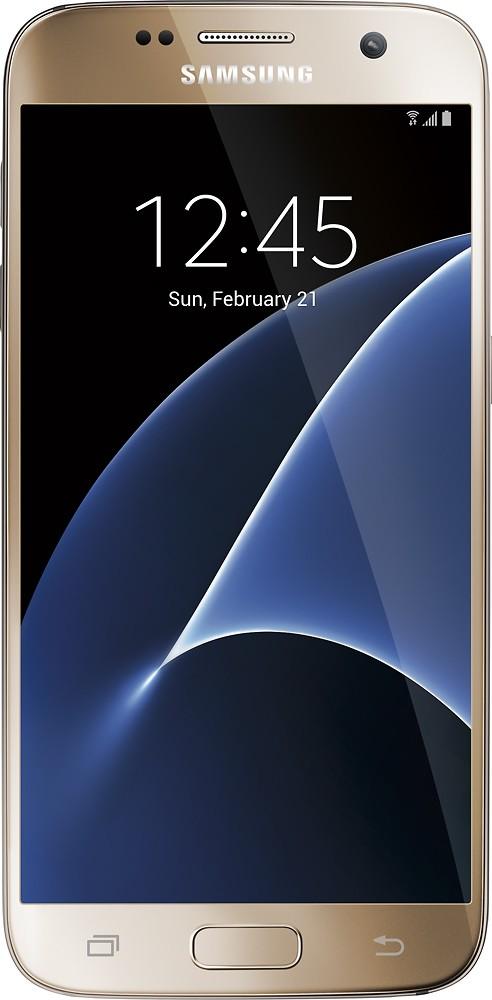 32GB Samsung Galaxy S7 Unlocked Verizon Smartphone (Refurbished)  $420 + Free Shipping
