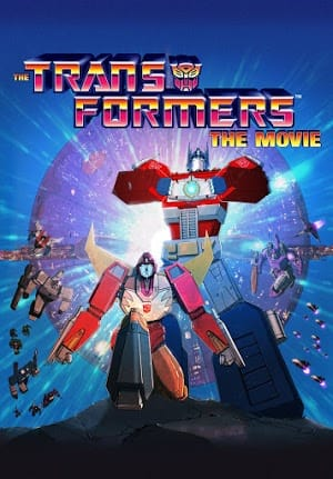 Transformers: The Movie (Animated, Digital HD)  $10
