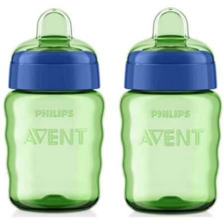 2-Pack 9oz Avent My Easy Sippy BPA Free Spout Cup  $5 + Free Store Pickup