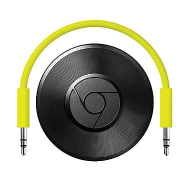Google Chromecast Audio Streaming Device  $25 + Free Store Pickup