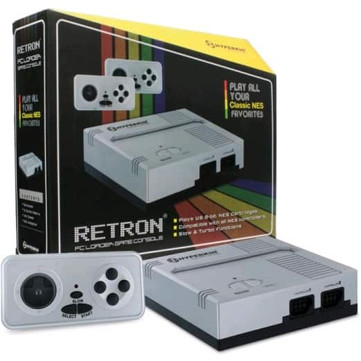 Hyperkin RetroN 1 NES Game System - $7.17 + $4.99 Shipping ($12.16) & More @ Expansys