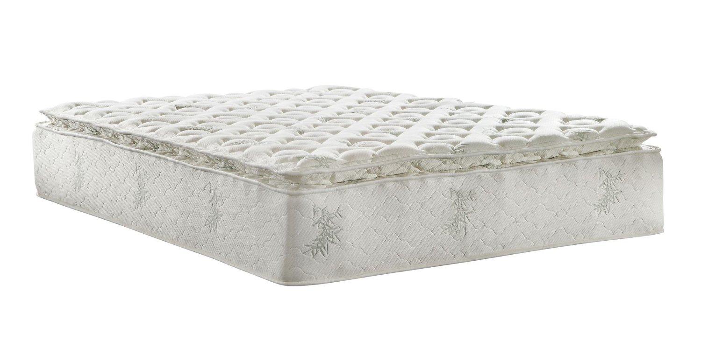"Signature Sleep 13"" Coil Pillow Top Mattress w/ CertiPUR-US Foam (King)  $228 + Free Shipping"