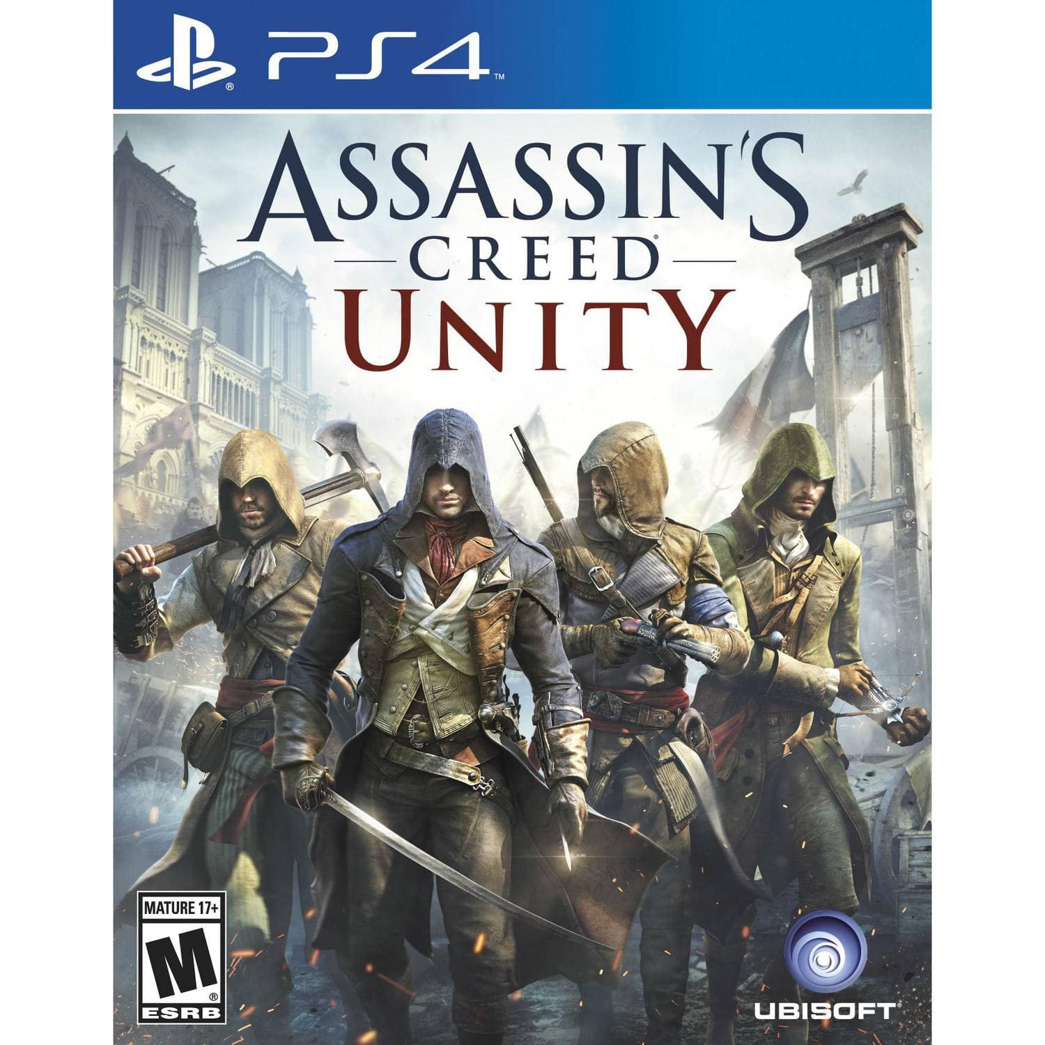 Pre-Owned Games: Assassin's Creed: Rogue (360) or Unity (PS4)  $4.90 & More + Free Store Pickup