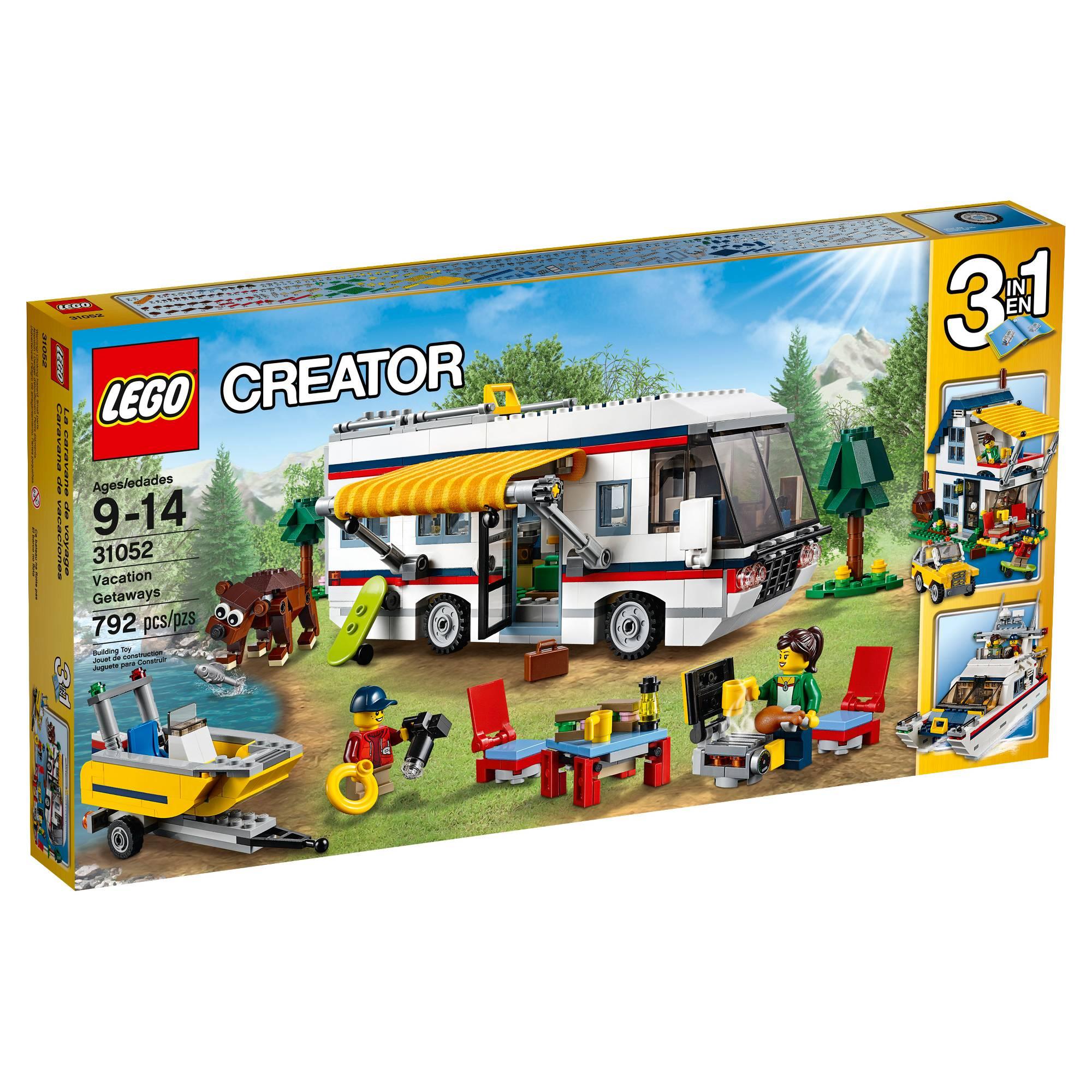 LEGO Creator Vacation Getaways Building Kit  $43 + Free Store Pickup