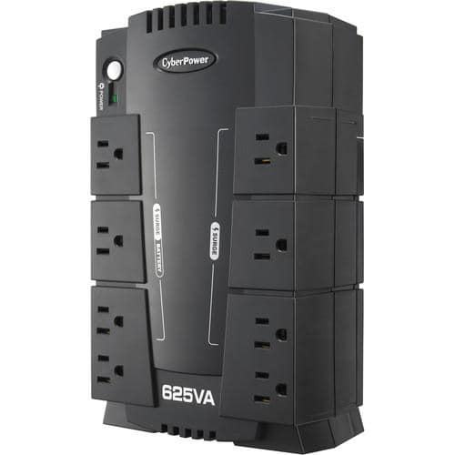 CyberPower SX625G 8-Outlet Surge Protector & Battery Backup UPS (120V) $34.95 @ B&H Photo w/ Free Shipping