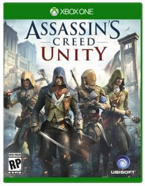 Assassins Creed: Unity (Xbox One Digital Code)  $2.50 or less