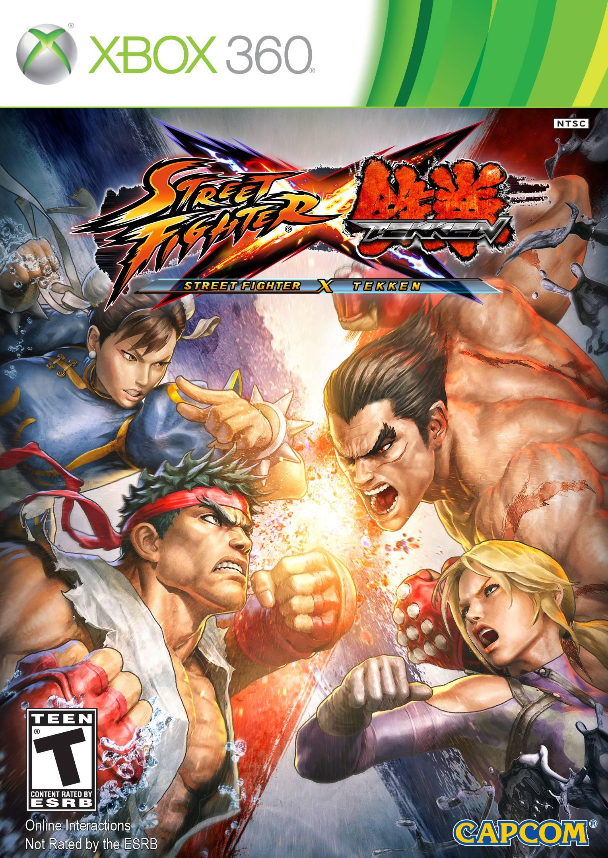 Xbox 360 Digital Downloads: DMC: HD Collection $5, Street Fighter X Tekken  $4 & More