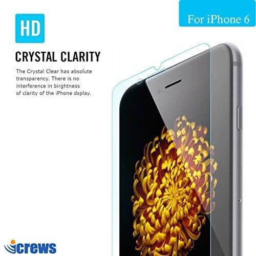 Clear Screen Protector for iPhone 6 or 6 Plus  $0.01 + Free Shipping