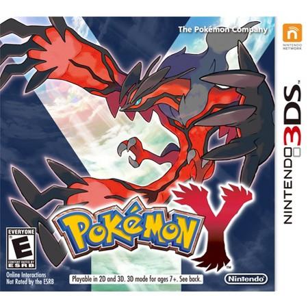 Pokemon Y (Nintendo 3DS)  $25 + Free Store Pickup