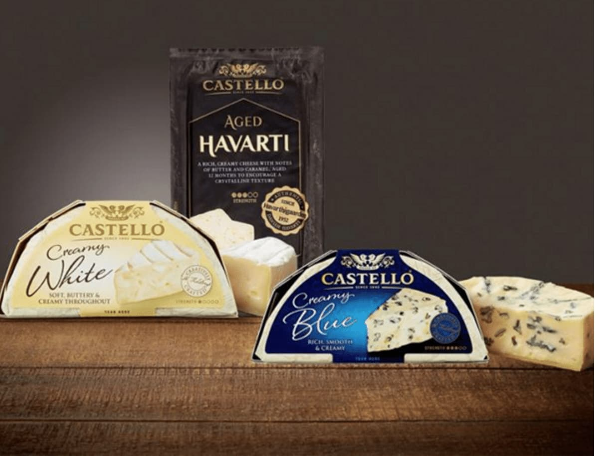 Walmart In-Store Coupon: Any One Castello Cheese Product  $3 Off (Printer Req.)