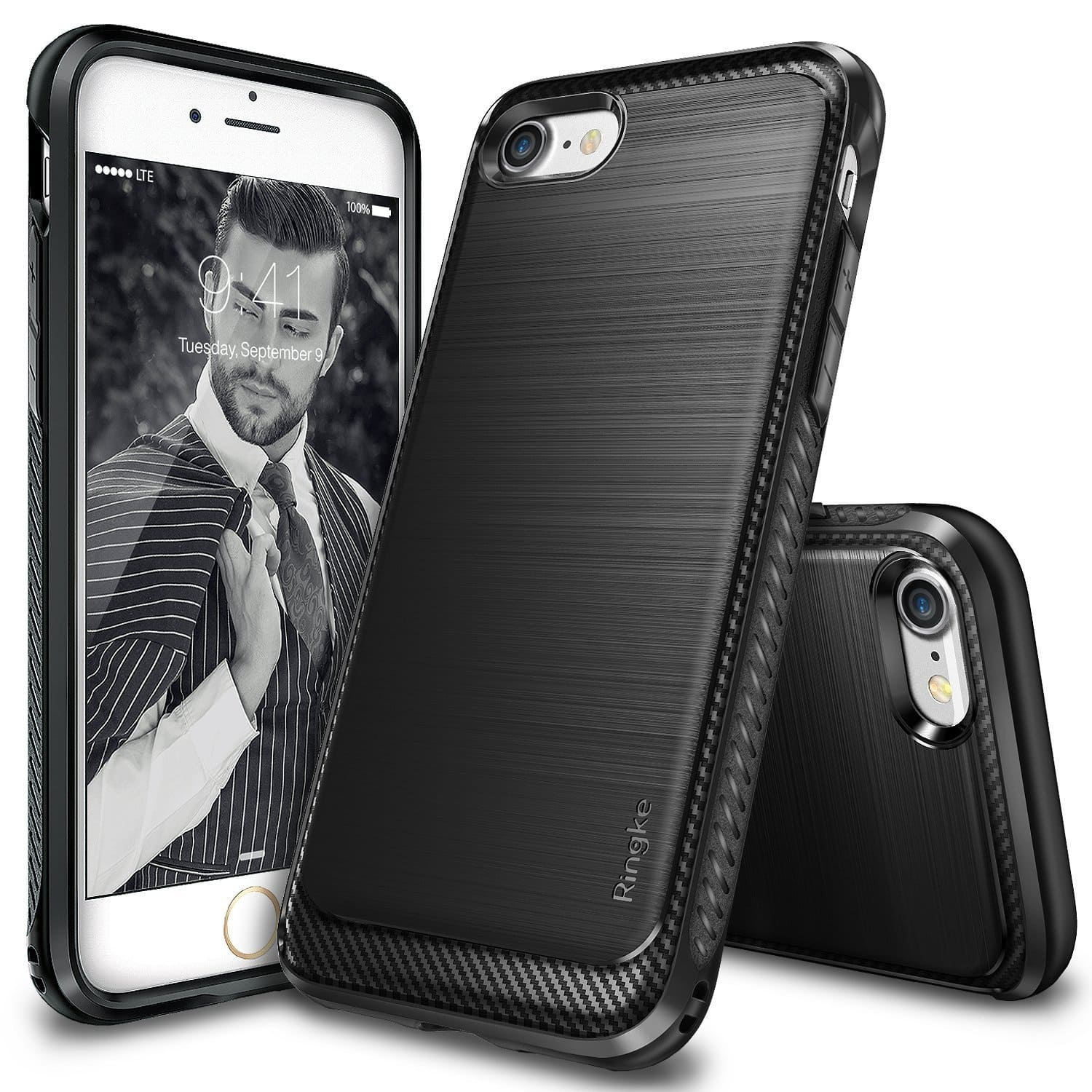 Ringke Case for iPhone 7 and iPhone 7 Plus $3.99 + Free Shipping w/ Prime or FSSS