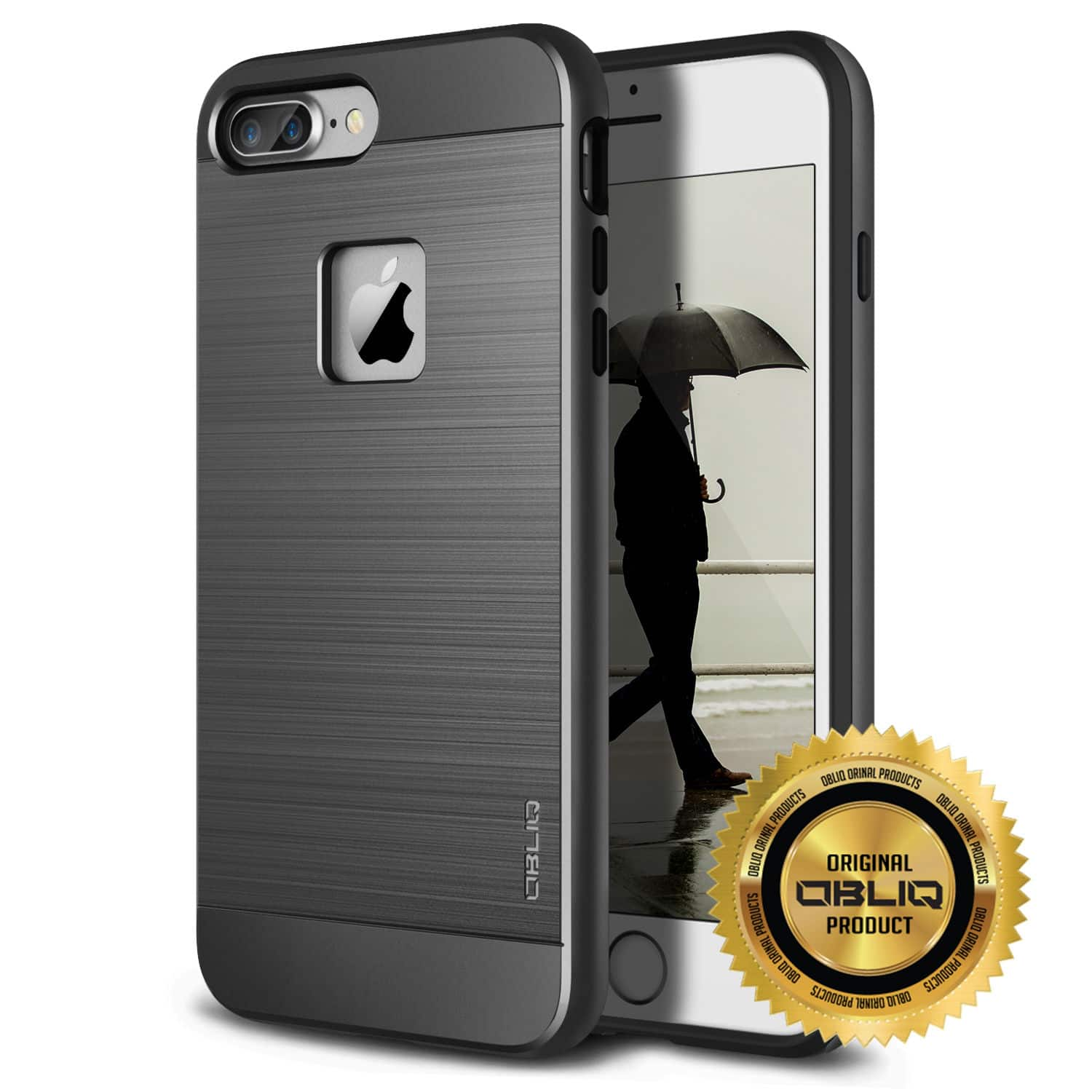 OBLIQ Phone Cases for iPhone 7 / 7 Plus, Google Pixel / Pixel XL and LG V20 from $2.99 to $6.99 + Free Shipping @ Obliq via eBay