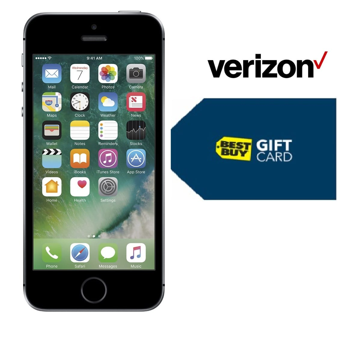 Best Buy  Gift Card Iphone