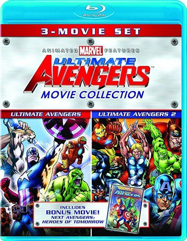 ultimate avengers 3 movie - photo #18