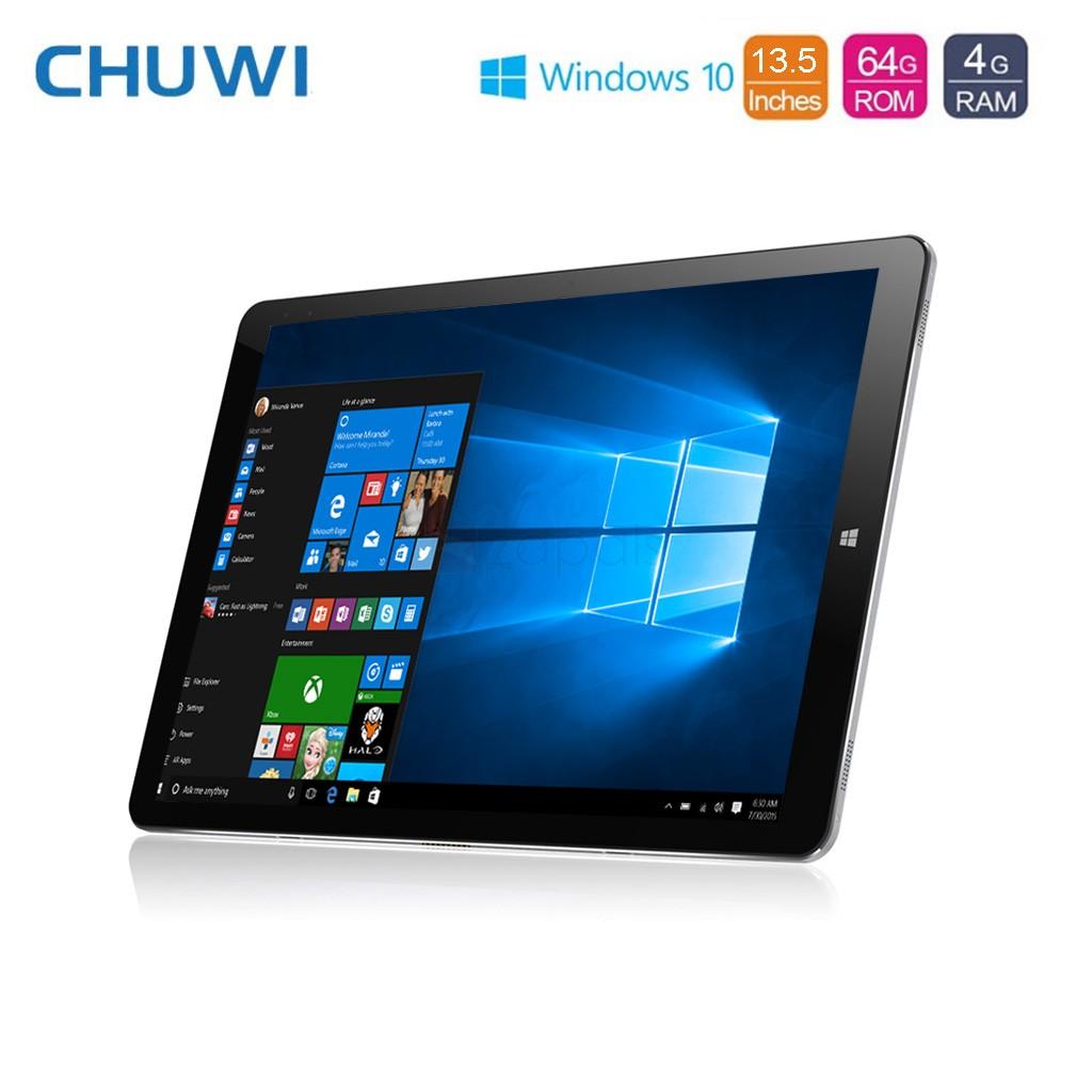 "CHUWI Hi13 2-in-1 Tablet: 13.5"" 3000x2000 IPS, Celeron N3450, 4GB RAM, 64GB Storage, Windows 10 - $306.28 + Free S/H @ Gear Best"
