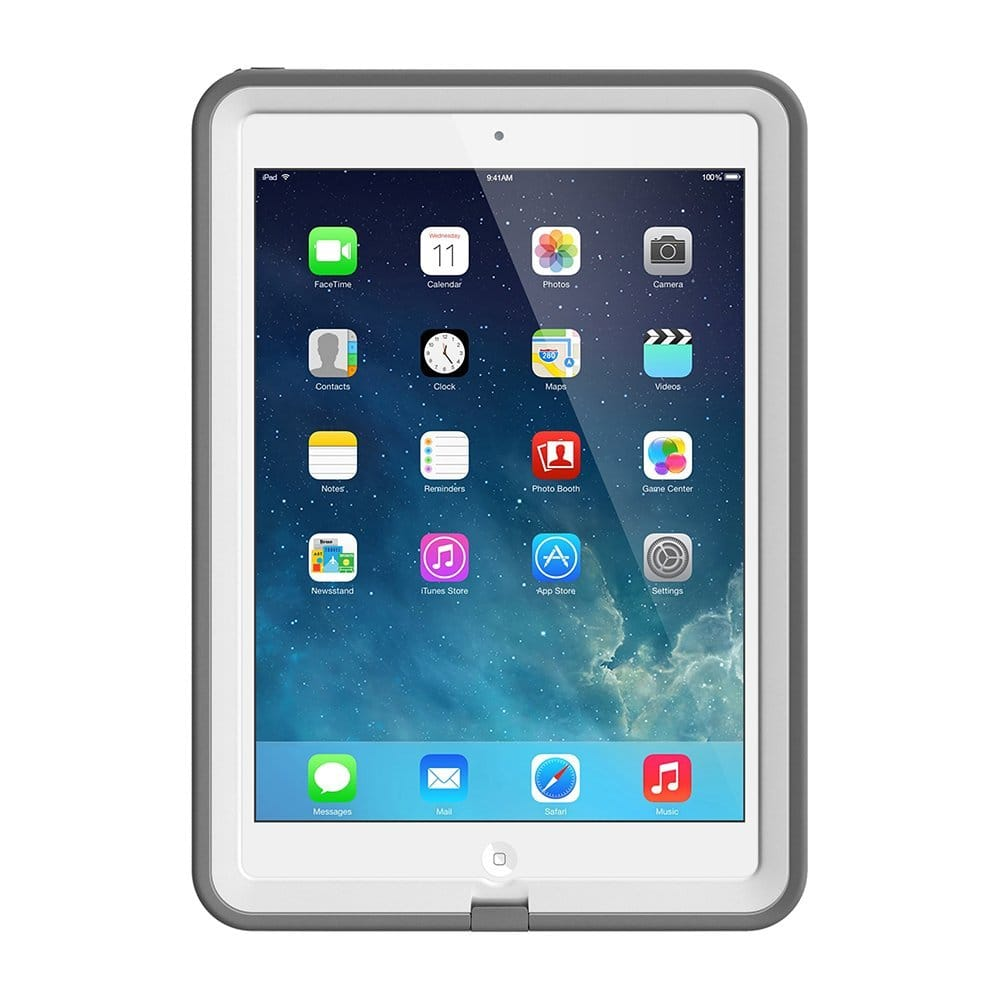 Lifeproof FRE Waterproof Case for iPad Air (1st Gen) White/Grey (Used - Like New) $11 + Free Shipping w/ Prime @ Amazon Warehouse Deals