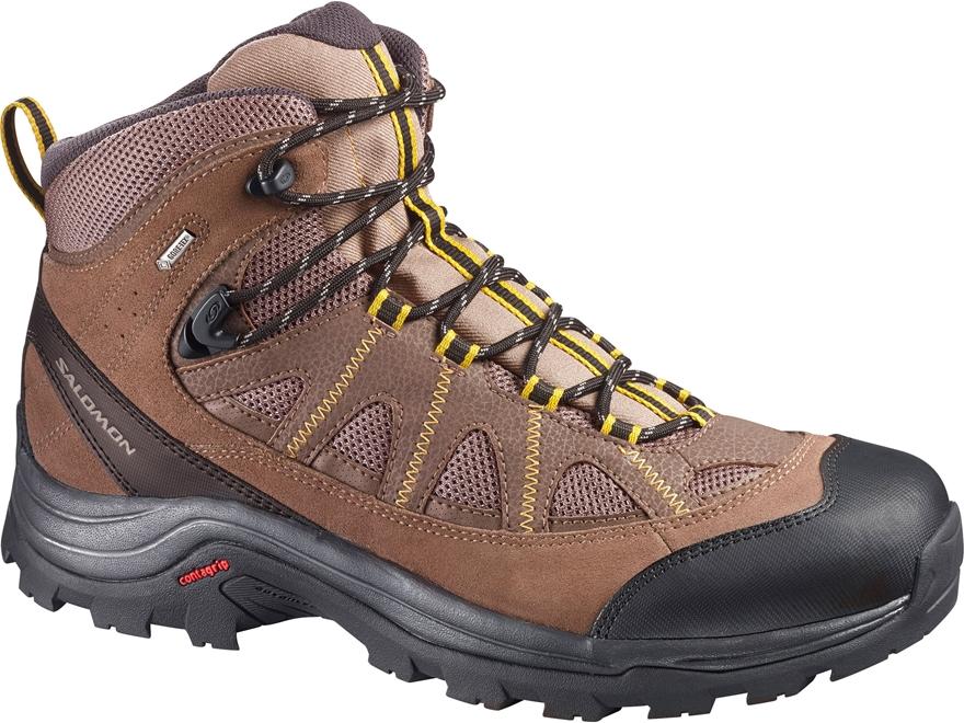 90fadf025df Salomon Authentic LTR GTX Men's Waterproof Hiking Boots - Page 4 ...