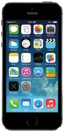 Total Wireless Apple iPhone 5s 16GB Prepaid LTE Smartphone (Space Gray) Reconditioned $68 / New $85 + Free Overnight S/H