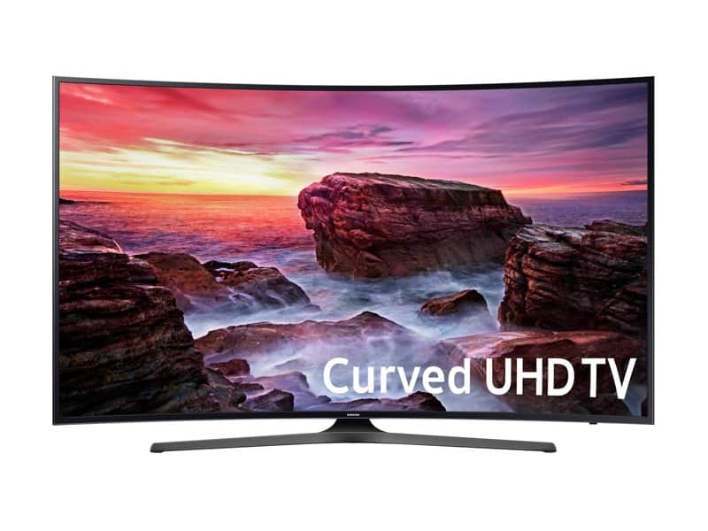 "65"" Samsung UN65MU6500 Curved 4K Ultra HD Smart HDTV + $400 Dell Gift Card - $1099.99 after $200 Slickdeals Rebate"