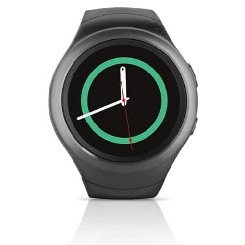 Samsung Gear S2 4G Smartwatch (Refurbished) Verizon, T-Mobile or AT&T - $79.96 + Free S&H