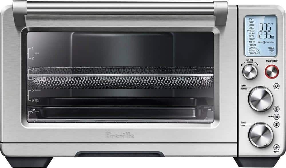 Breville BOV900BSS The Smart Oven Air Convection Oven Slickdeals