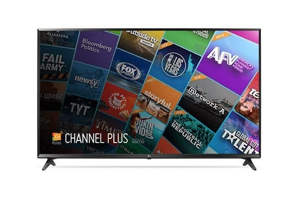 "55"" LG 55UJ6300 4K UHD Smart TV + $150 Dell Gift Card - $502.98 after $100 SD Rebate"